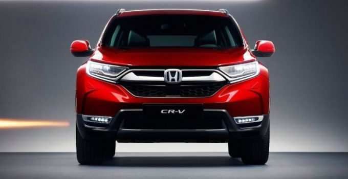 12 All New Honda Brv 2020 Pictures