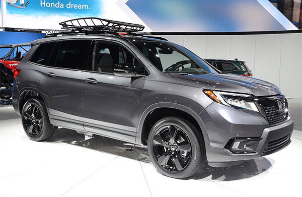 12 All New Honda Passport 2020 Price Reviews
