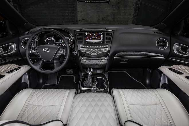 12 All New Infiniti Qx80 2020 Interior Concept And Review