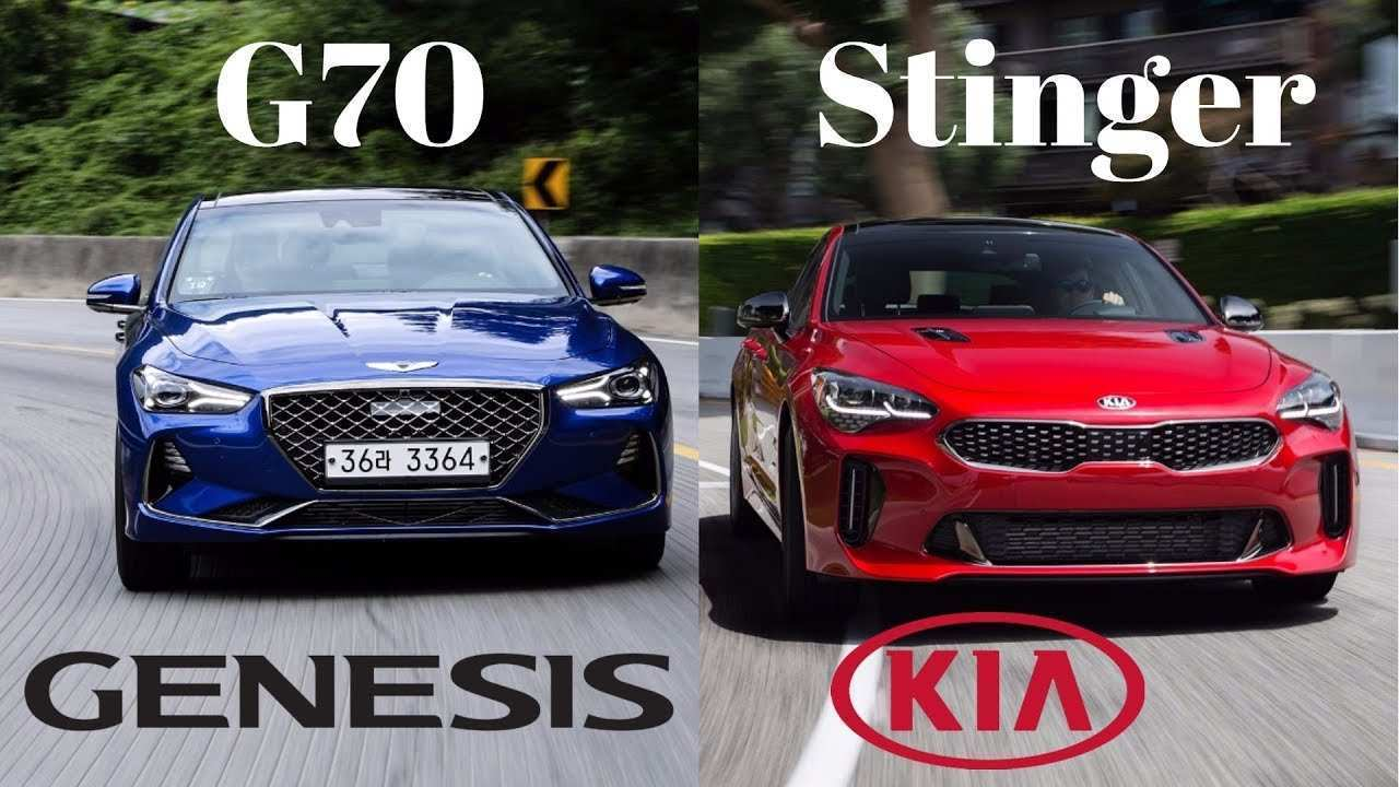 12 All New Kia Genesis 2019 Images