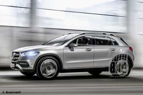 12 All New Mercedes 2019 Gla Specs And Review