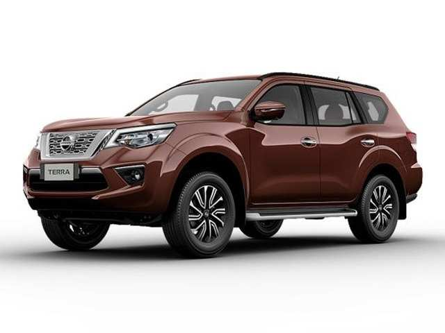 12 All New Nissan Terra 2019 Philippines Picture