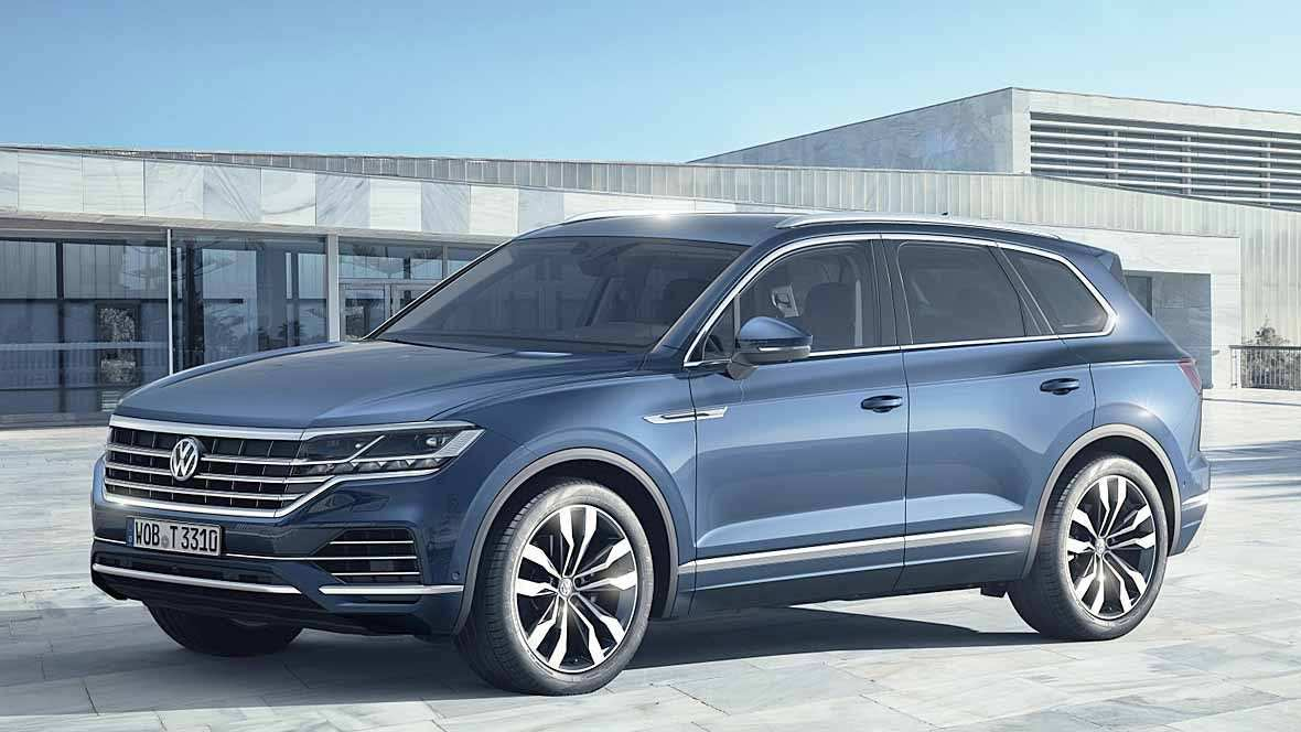 12 All New Touareg Vw 2019 Prices