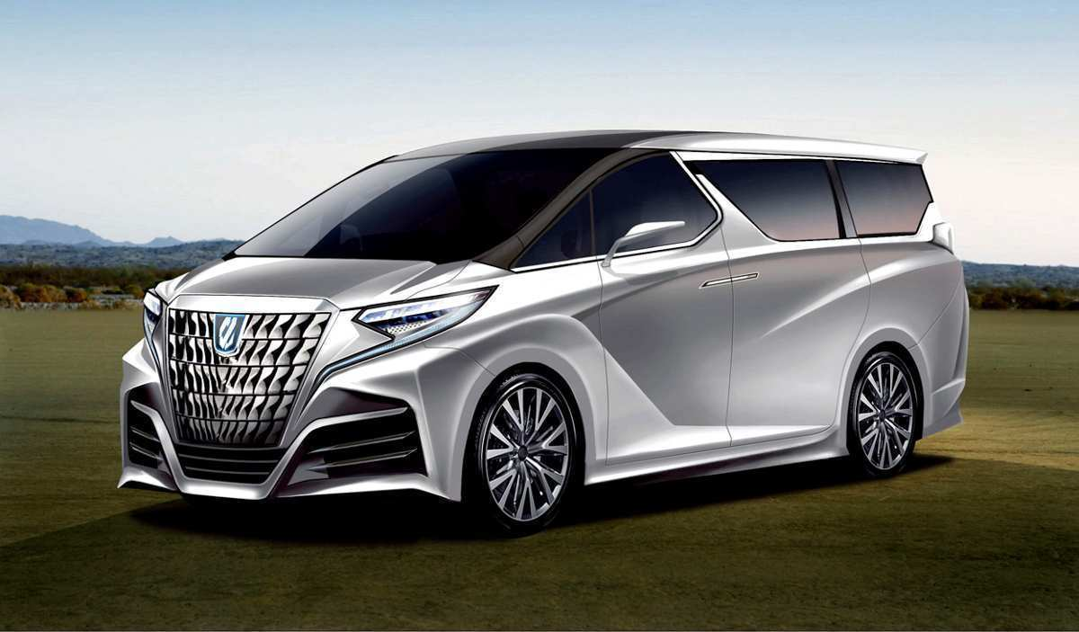 12 All New Toyota Alphard 2020 Price