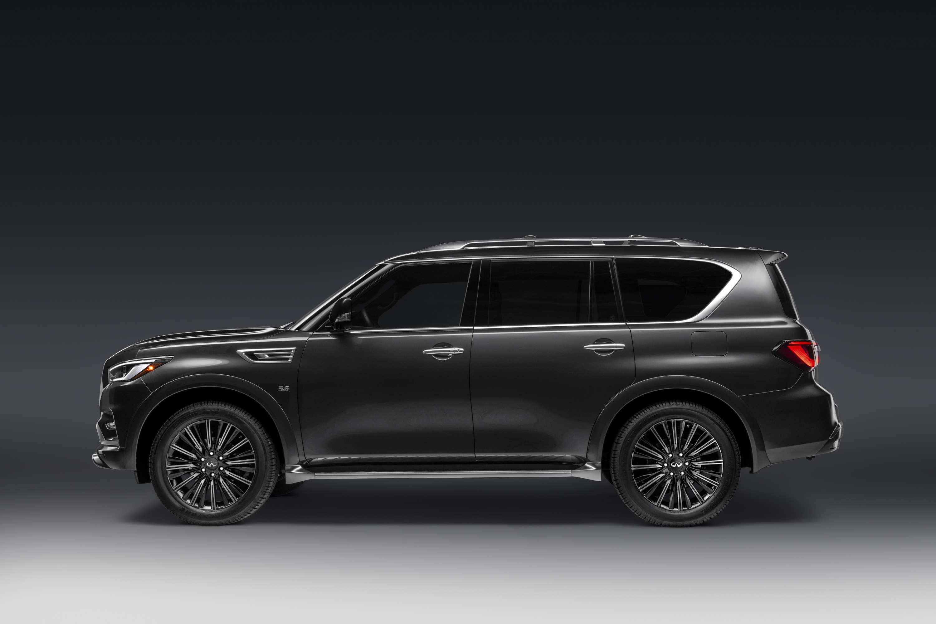 12 Best 2019 Infiniti QX80 Pictures
