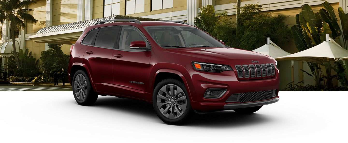 12 Best 2019 Jeep Cherokee New Concept