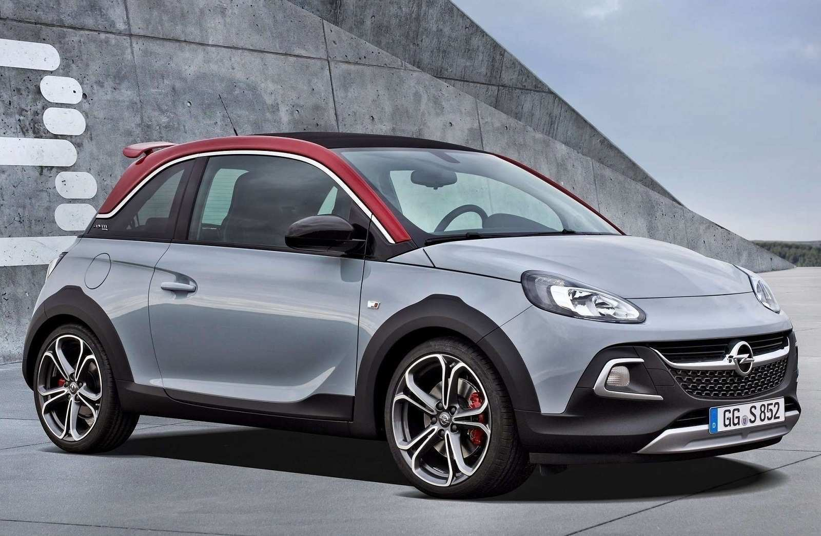 12 Best 2019 Opel Adam Rocks Specs And Review