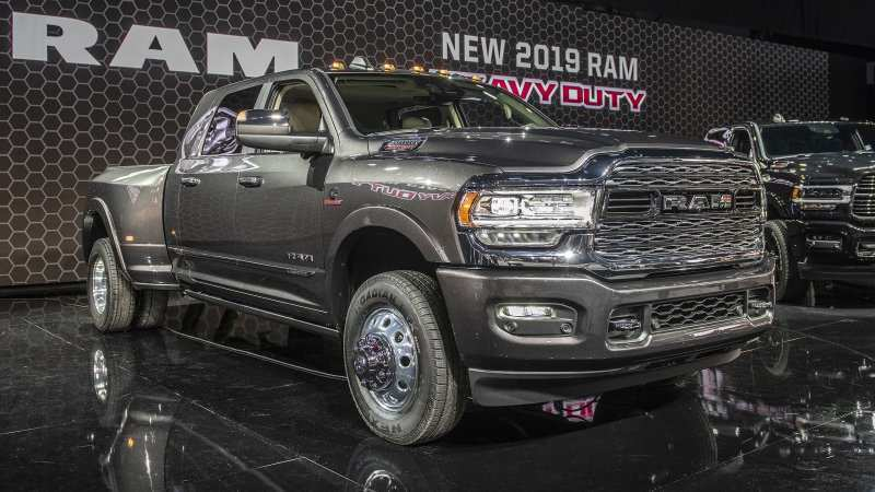12 Best 2019 Ram 2500 Diesel Spy Shoot
