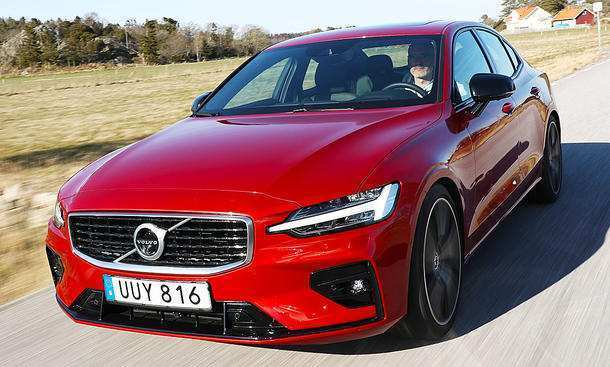 12 Best 2019 Volvo S60 Pictures