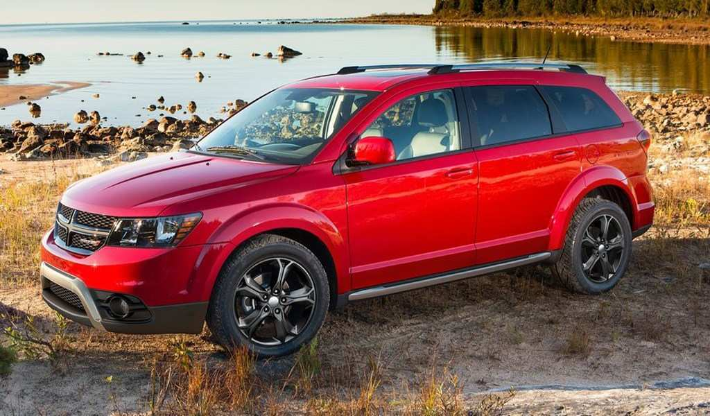 12 Best 2020 Dodge Journey Release Date New Concept