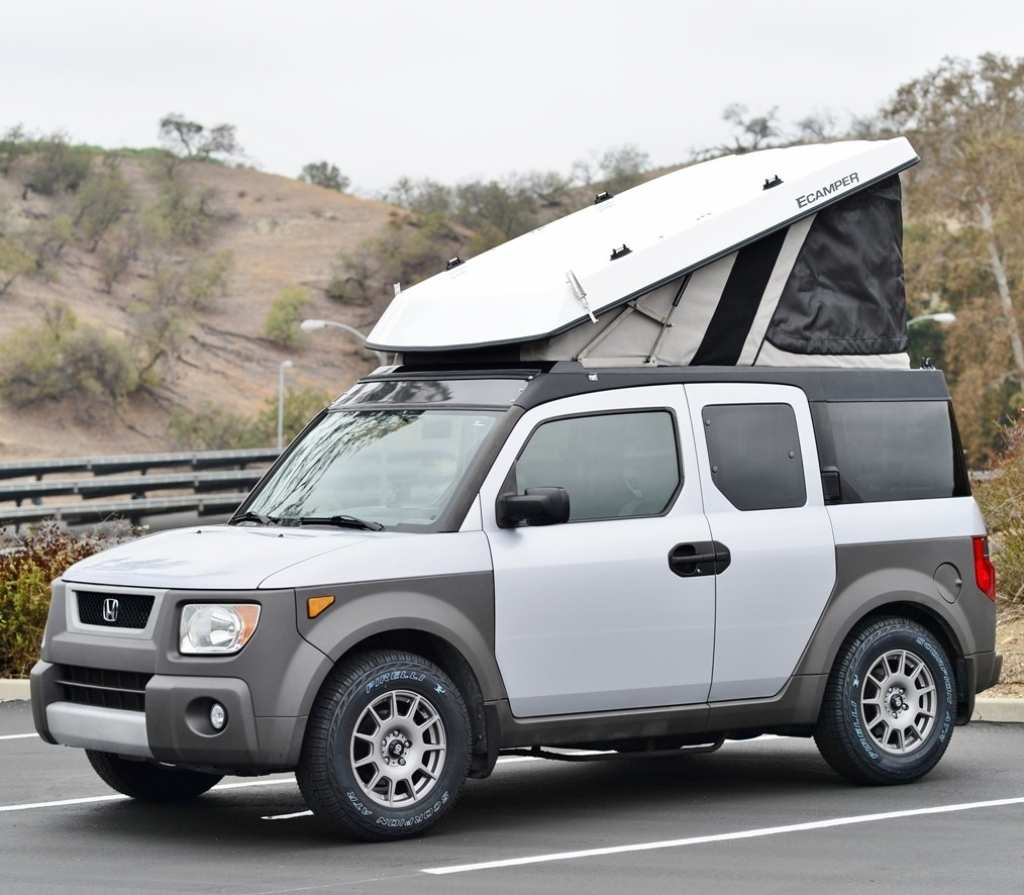 12 Best 2020 Honda Element Specs