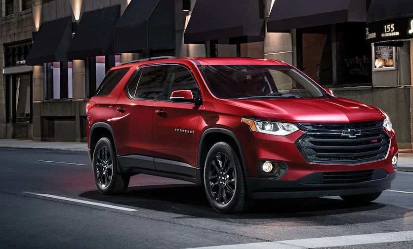 12 Best GMC Traverse 2020 Ratings