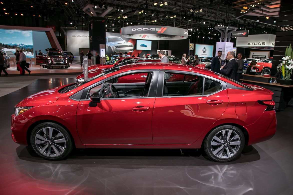 12 Best Nissan Versa 2020 Spesification