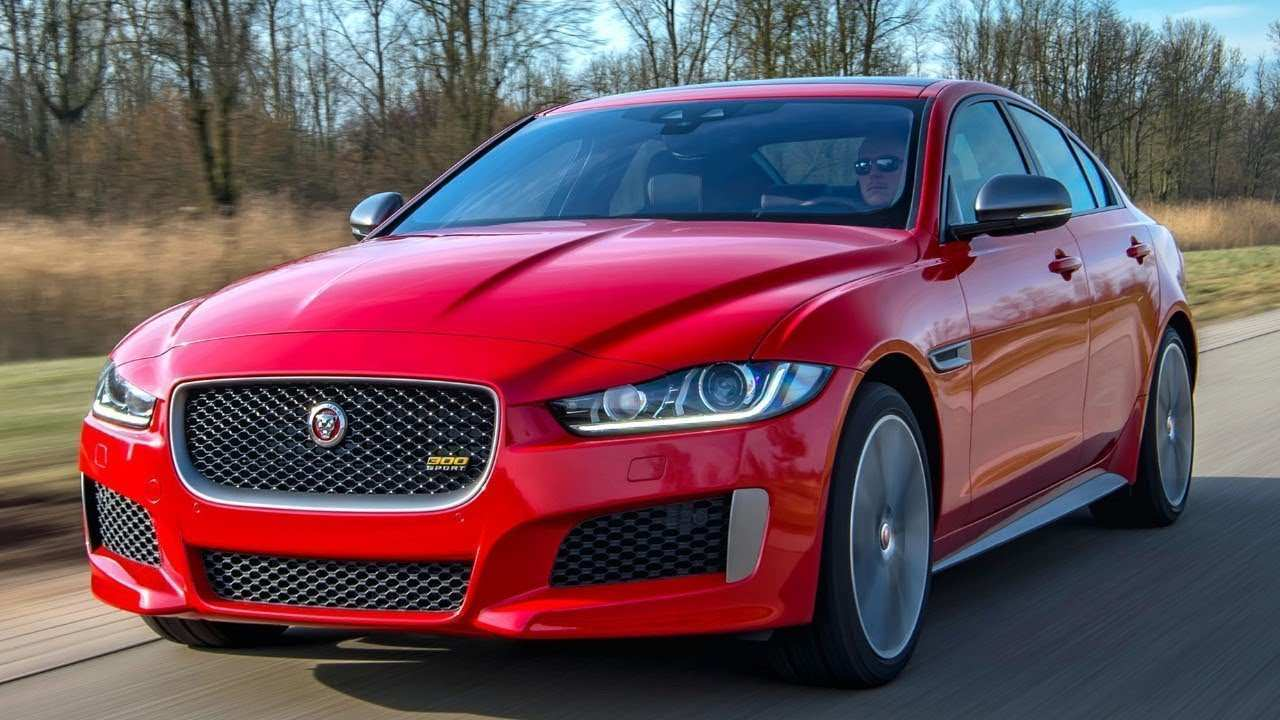 12 New 2019 All Jaguar Xe Sedan Release Date And Concept