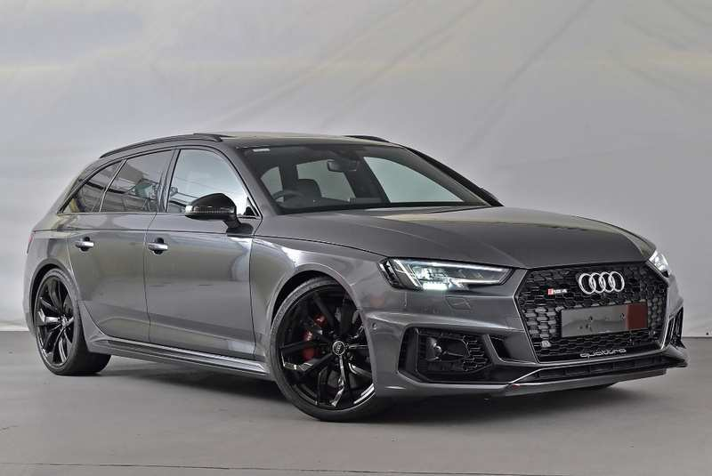 12 New 2019 Audi Rs4 Redesign And Concept
