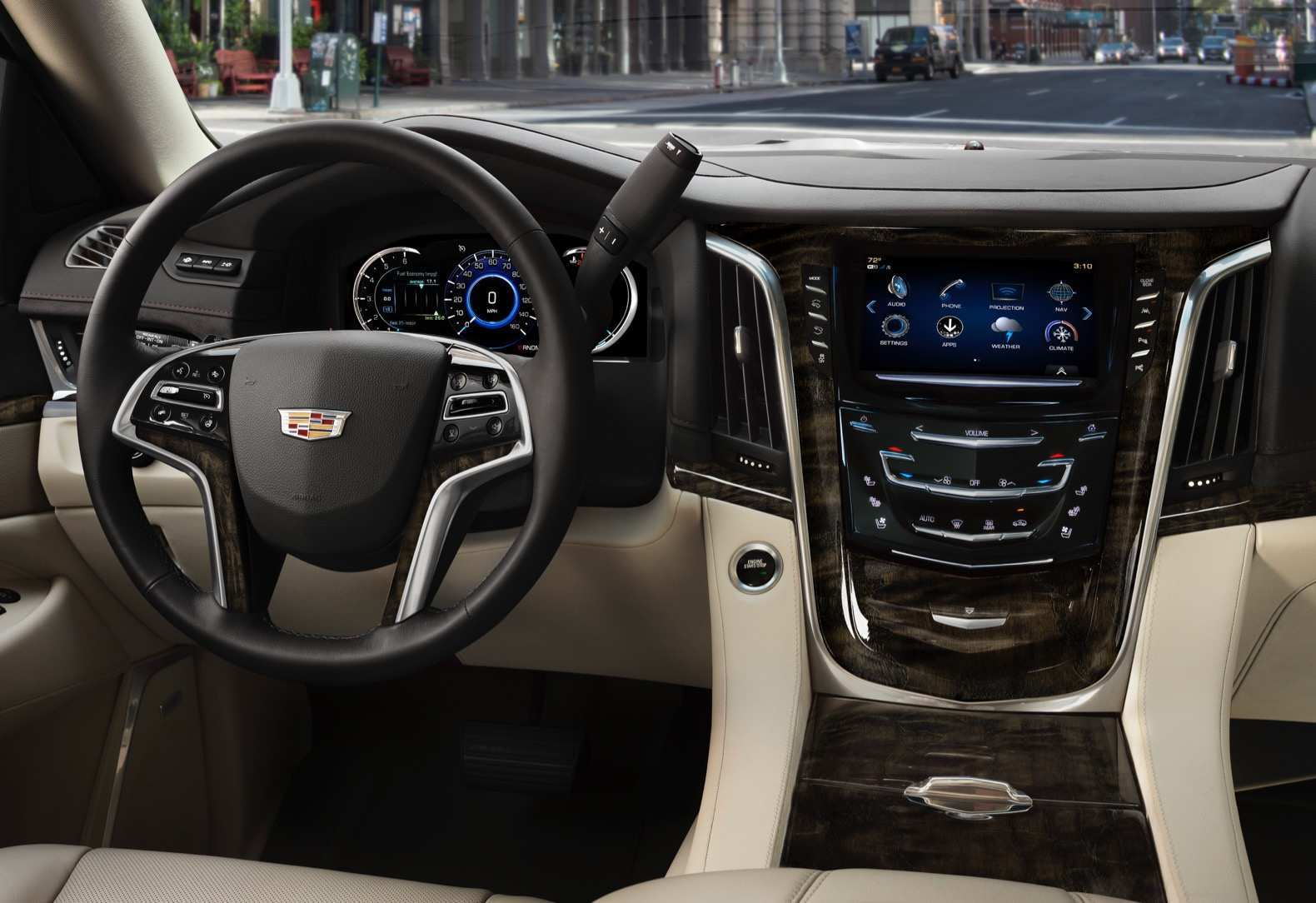 12 New 2019 Cadillac Escalade Vsport Images