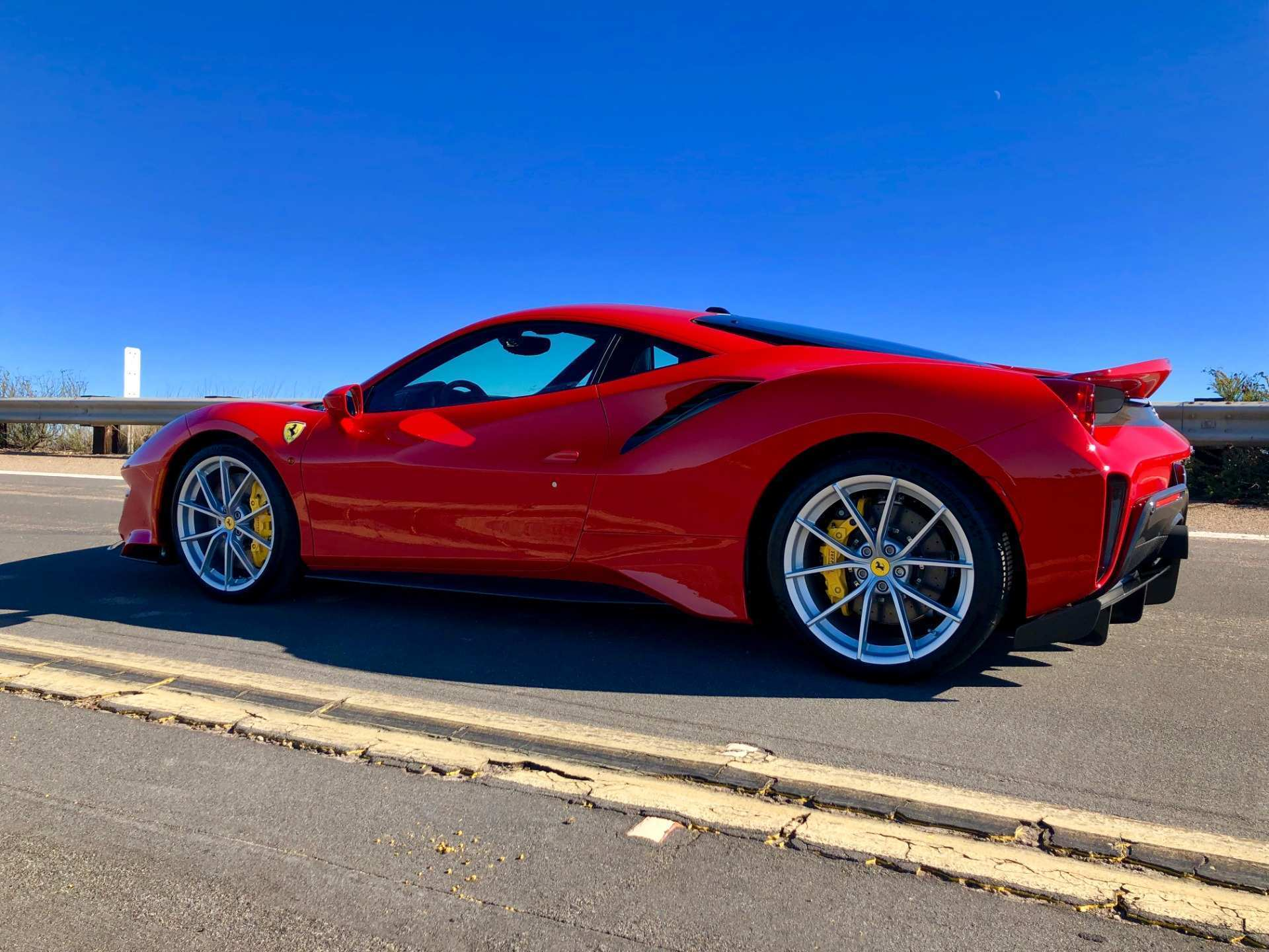 12 New 2019 Ferrari 488 Pista For Sale Interior