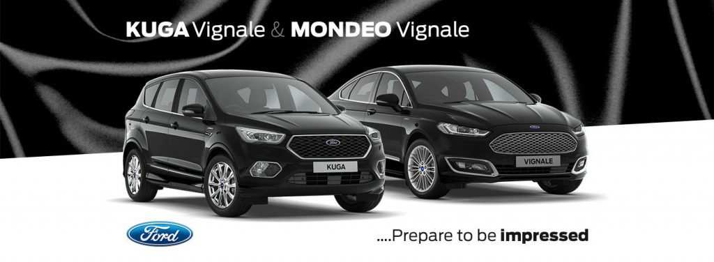 12 New 2019 Ford Mondeo Vignale Review And Release Date