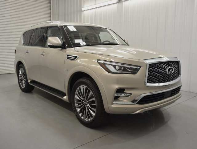 12 New 2019 Infiniti QX80 Ratings