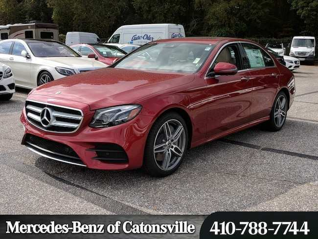 12 New 2019 Mercedes Benz E Class Speed Test