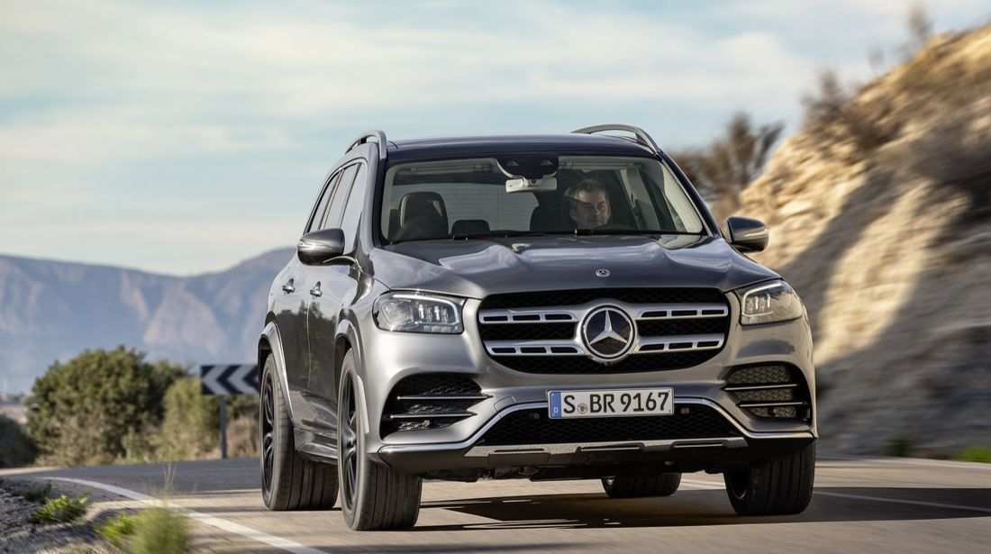 12 New 2019 Mercedes GLS Reviews