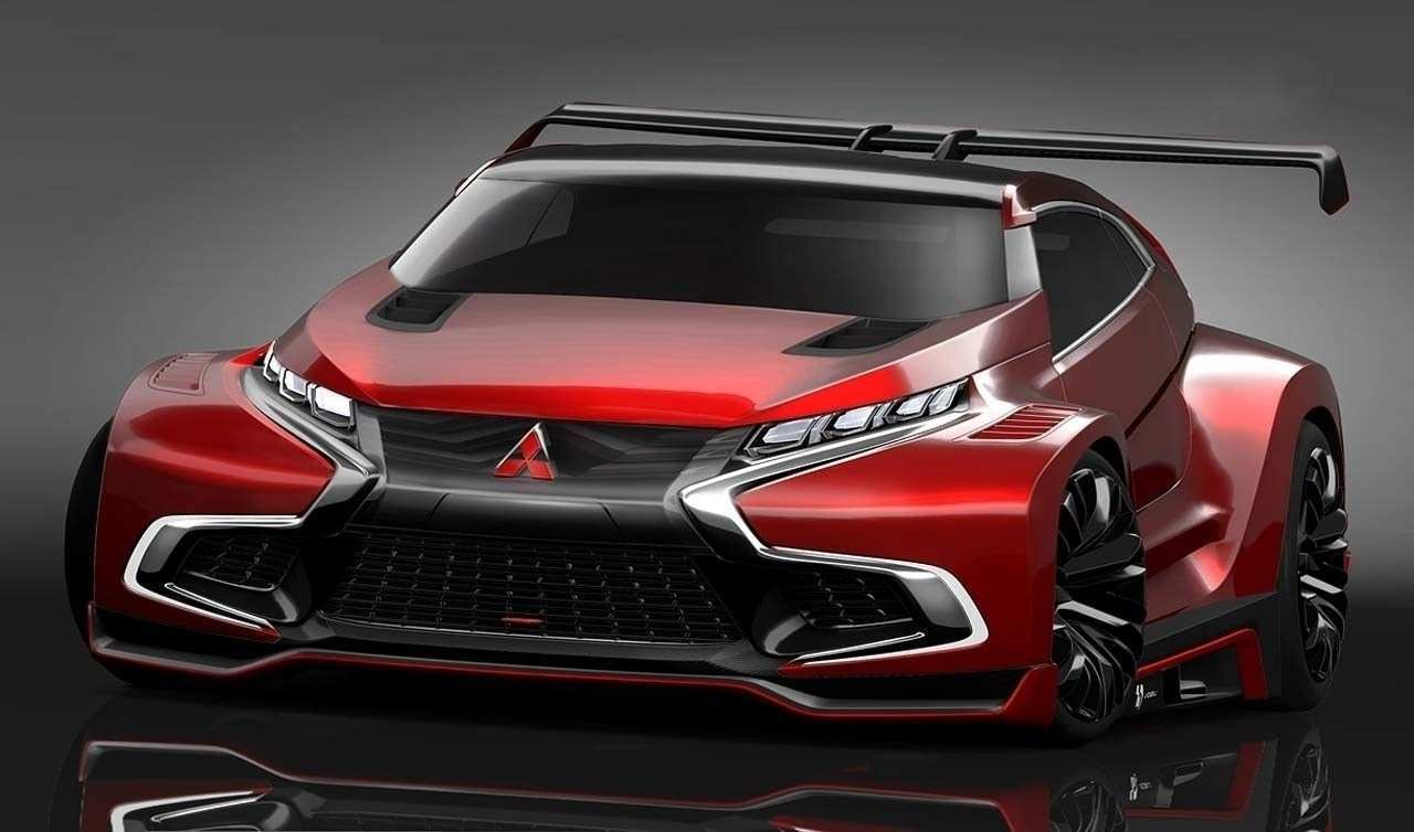 12 New 2019 Mitsubishi 3000Gt New Concept