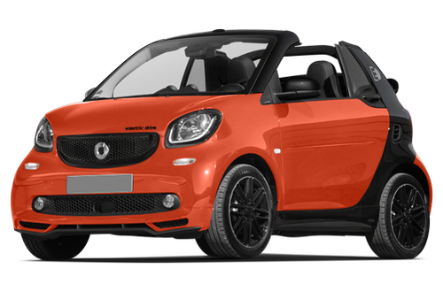 12 New 2019 Smart Fortwo Photos