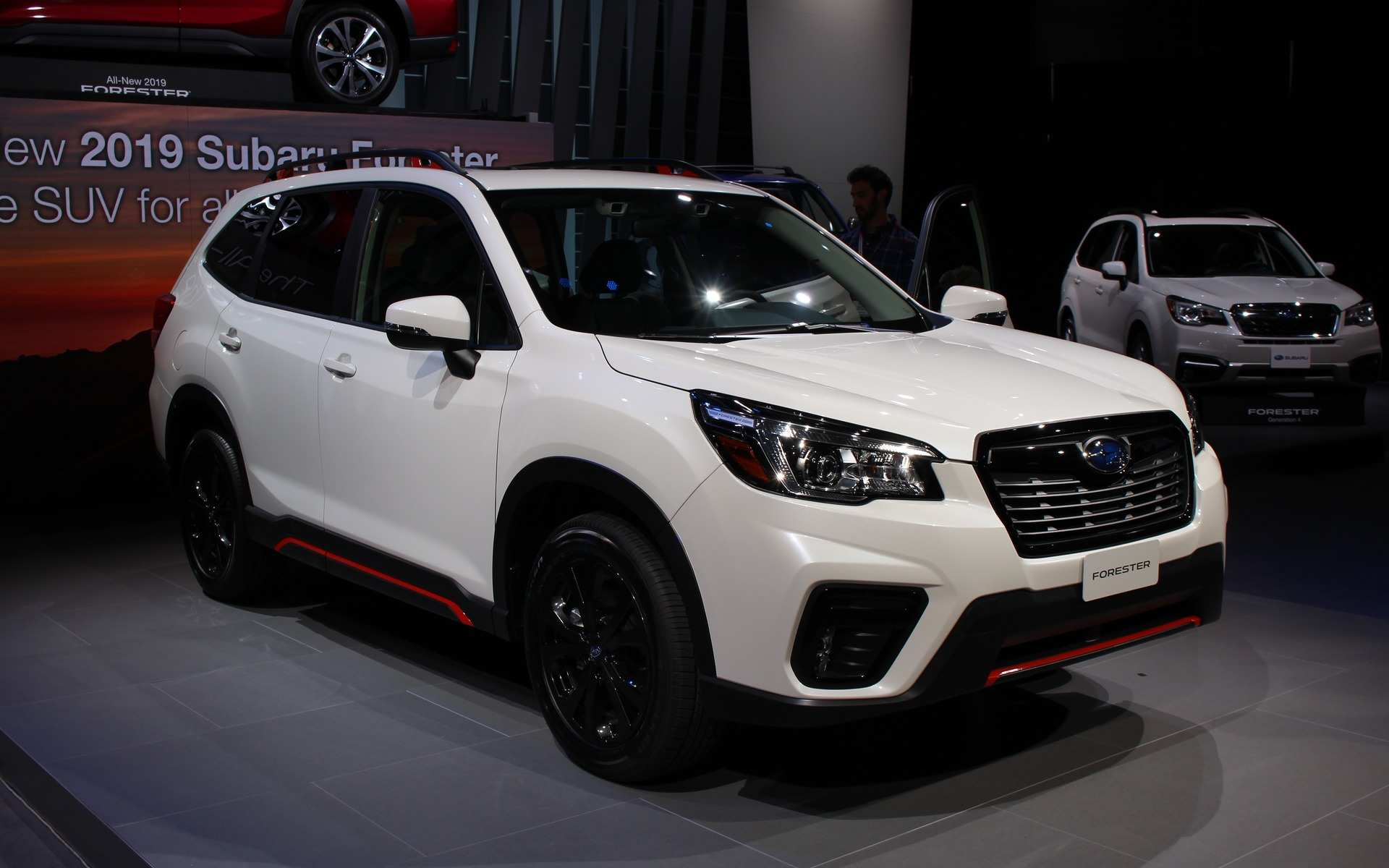 12 New 2019 Subaru Forester Sport Price