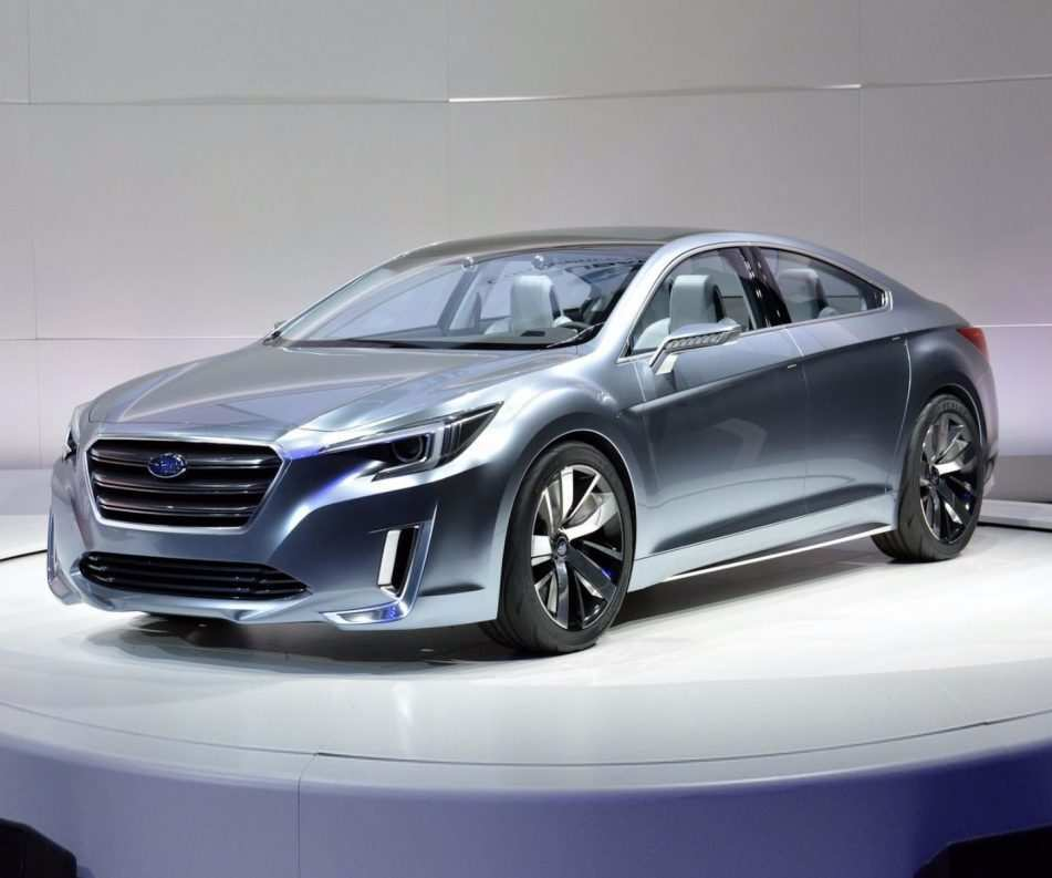 12 New 2019 Subaru Legacy Turbo Gt Redesign And Review