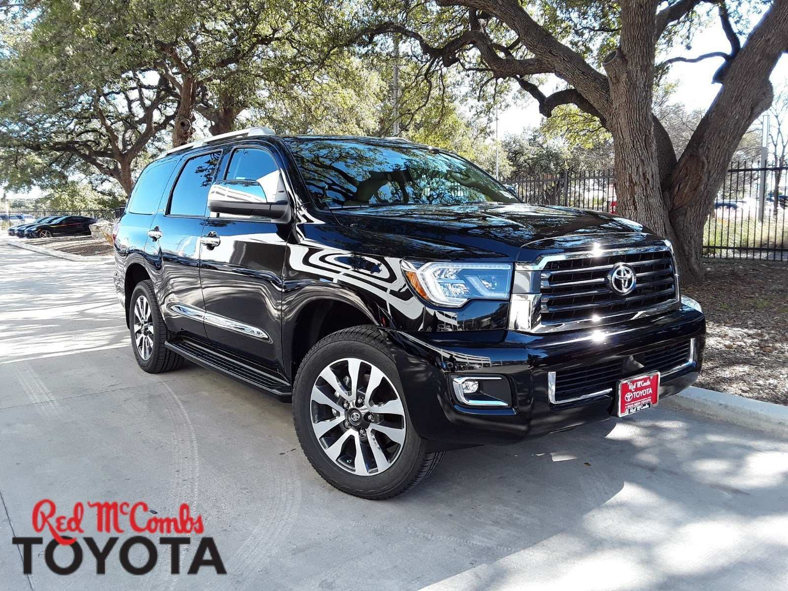 12 New 2019 Toyota Sequoia Model