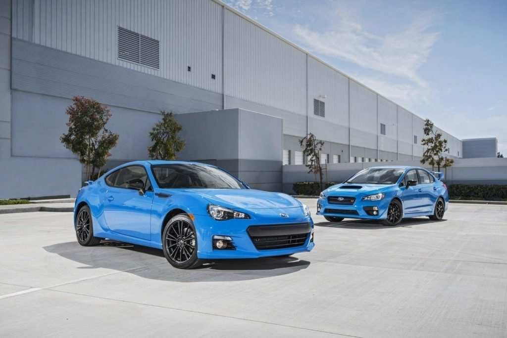 12 New 2019 Wrx Sti Hyperblue Review And Release Date