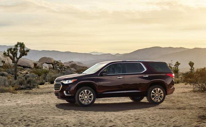 12 New 2020 Chevy Traverse Concept And Review