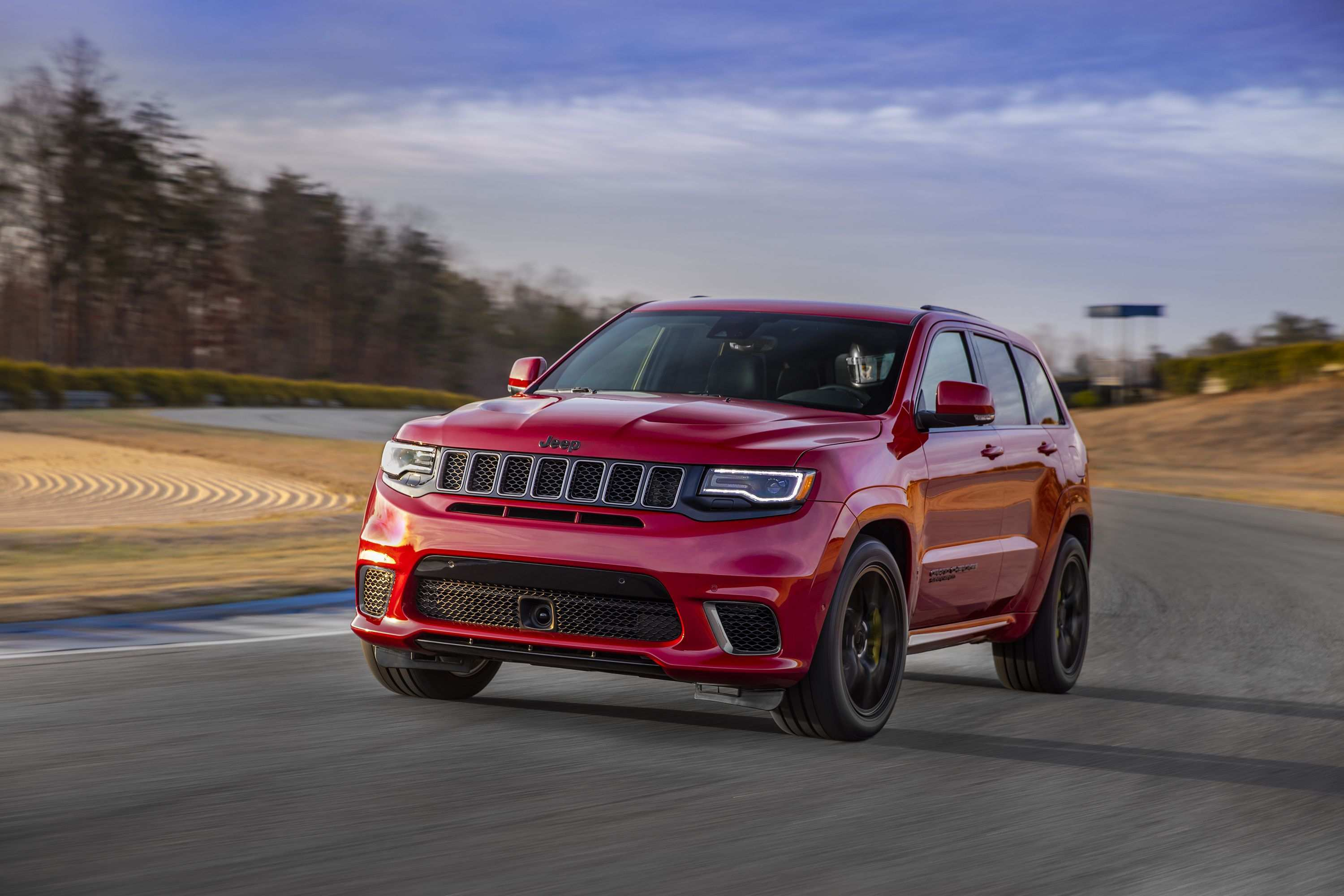 12 New 2020 Grand Cherokee Srt Hellcat Redesign And Concept