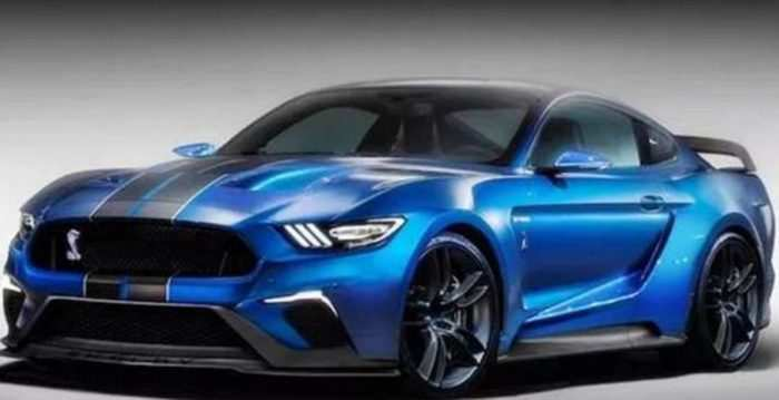 12 New 2020 Mustang Mach Style