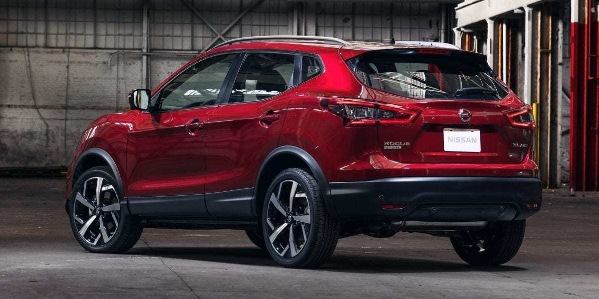 12 New 2020 Nissan Rogue Release Date And Concept