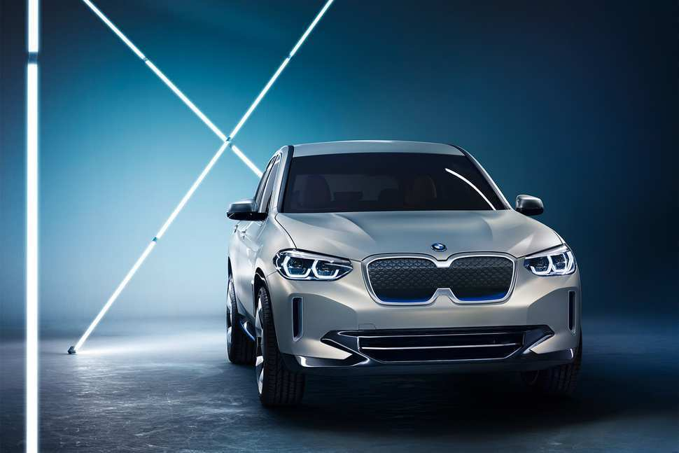 12 New BMW Electric Suv 2020 History