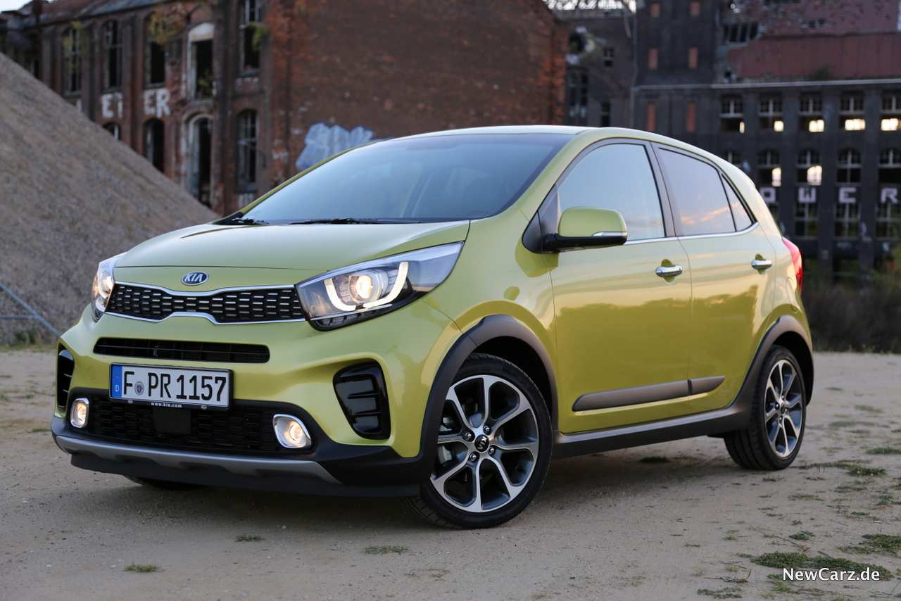 12 New Kia Picanto 2019 Xline New Model And Performance