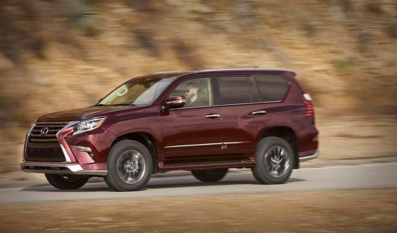 12 New Lexus Gx 2019 Spy Concept And Review