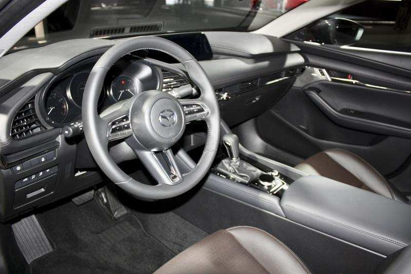 12 New Mazda 3 2019 Interior Performance And New Engine