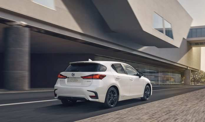 12 New New Lexus Ct 2019 Ratings
