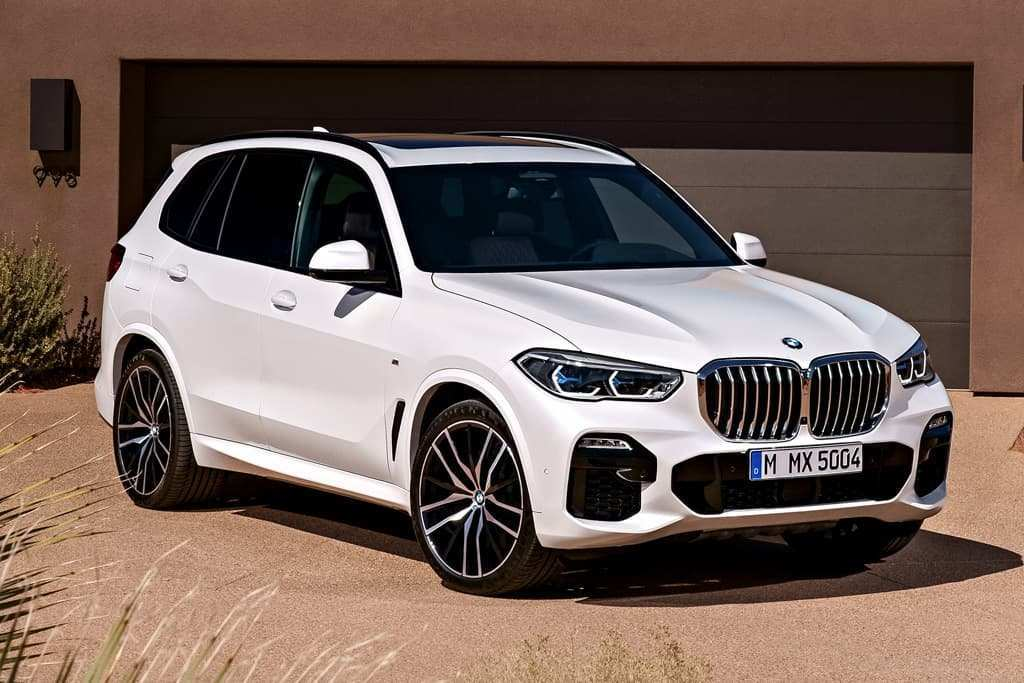 12 New Next Gen BMW X5 Suv First Drive