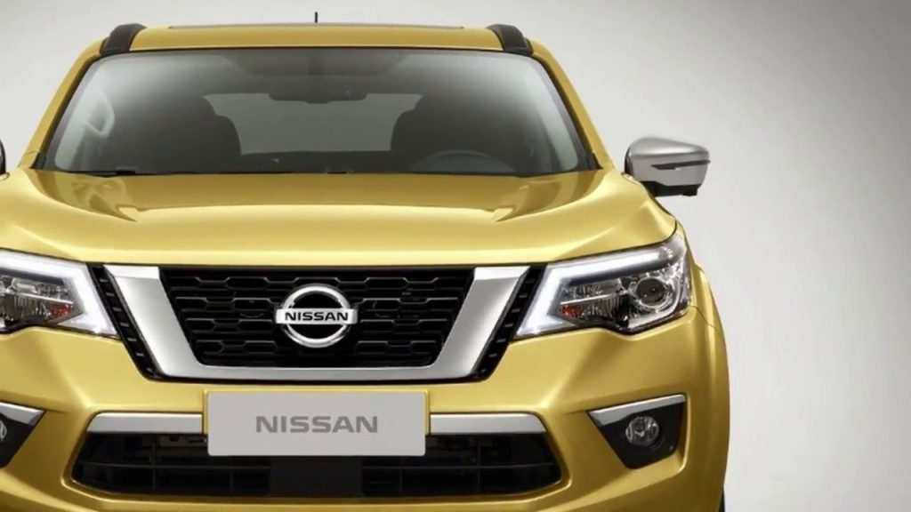 12 New Nissan Terra 2019 Philippines Price And Review