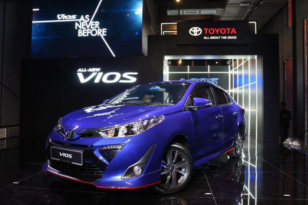 12 New Toyota 2019 Malaysia First Drive