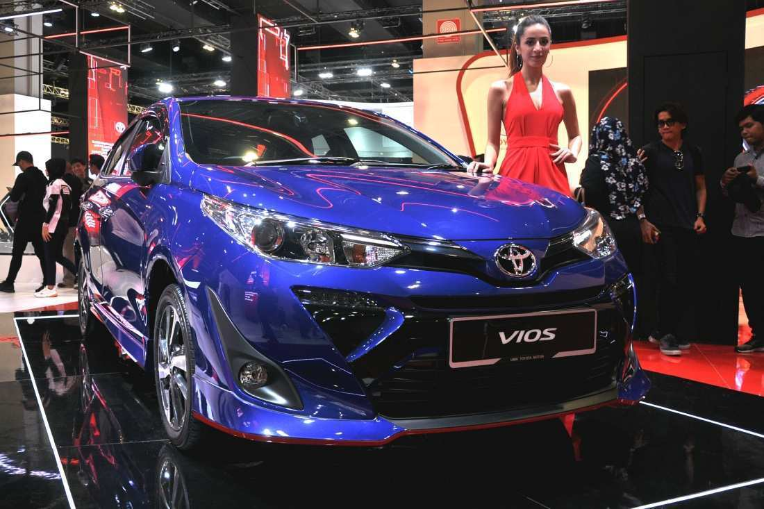 12 New Toyota 2019 Malaysia Price Design And Review