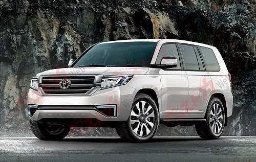 12 New Toyota Land Cruiser 2020 Spy Release