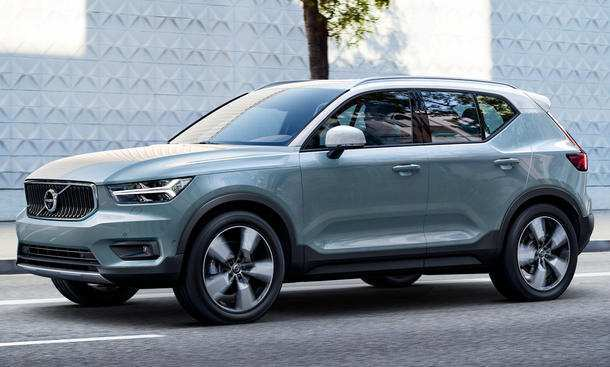 12 New Volvo Cx40 2019 Reviews