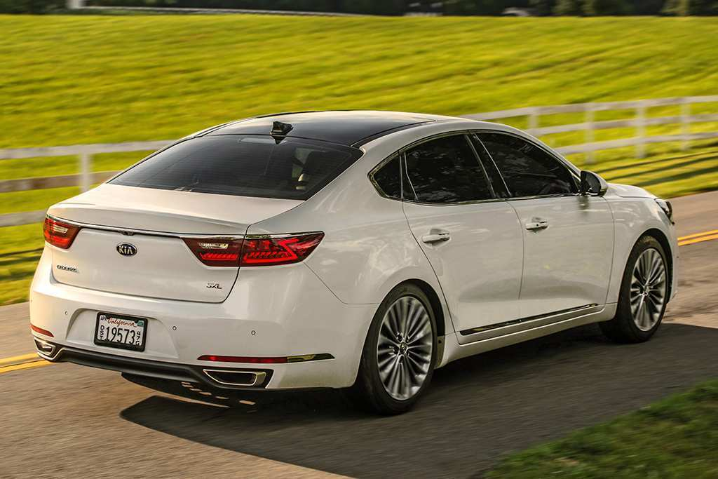 12 The 2019 All Kia Cadenza Price