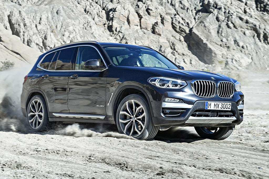 12 The 2019 BMW X3 Hybrid Style