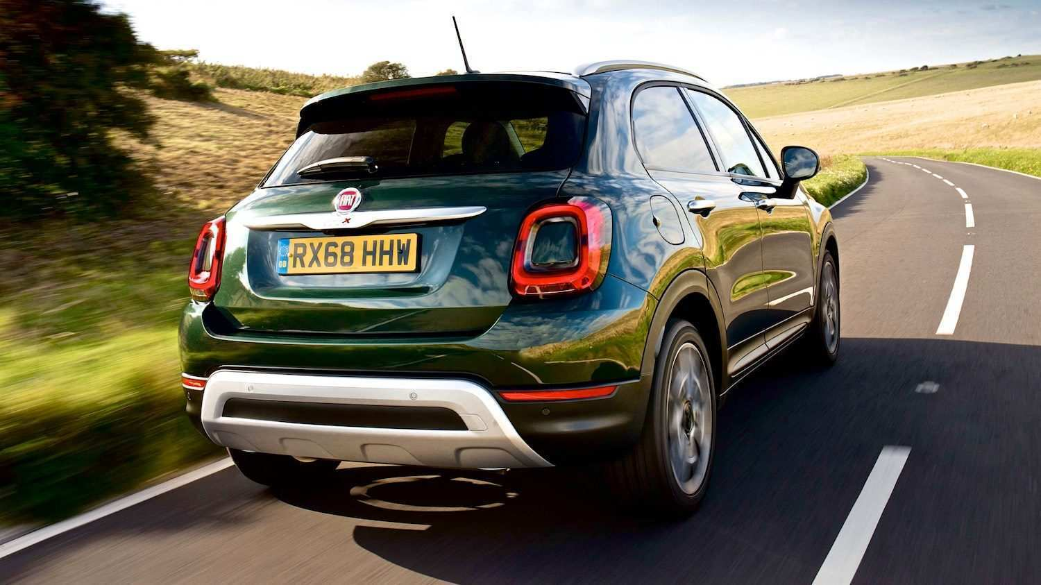 12 The 2019 Fiat 500X Release