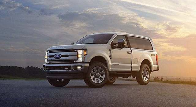 12 The 2019 Ford Excursion Spesification